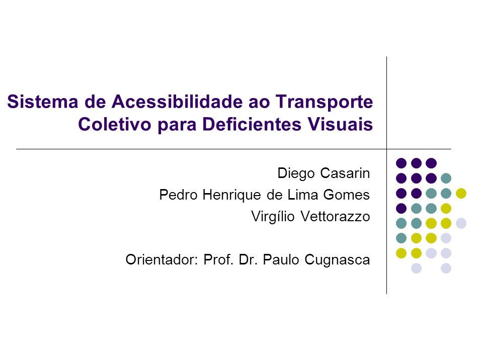 Sistema de Acessibilidade ao Transporte Coletivo para Deficientes Visuais