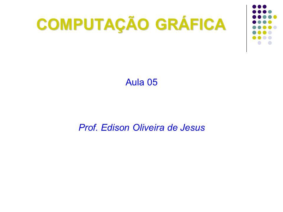 Prof. Edison Oliveira de Jesus