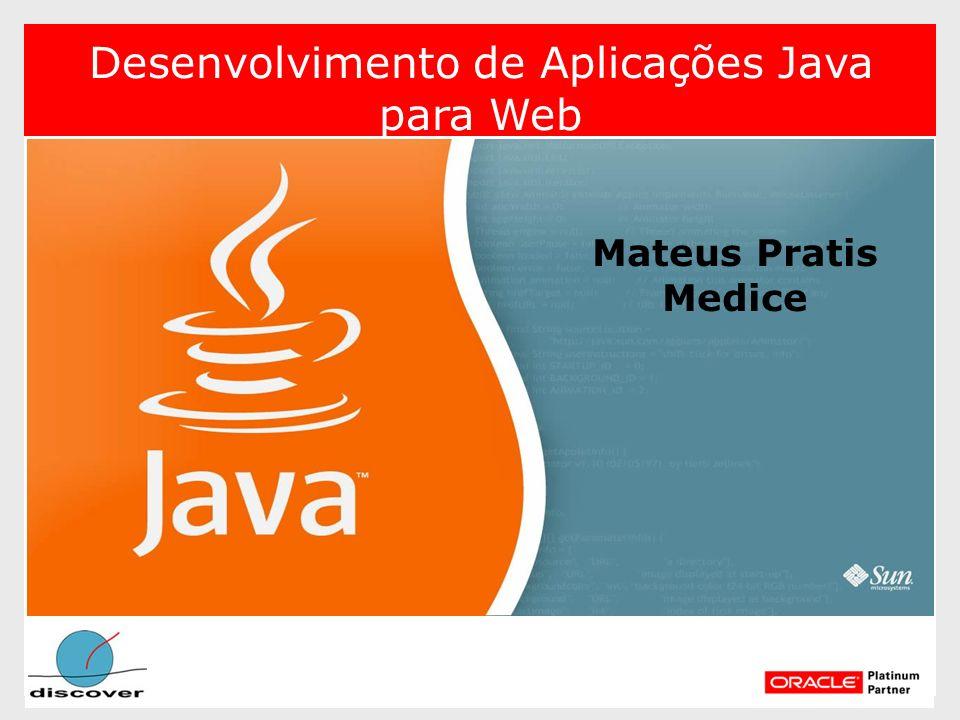 Desenvolvimento de Aplicações Java para Web