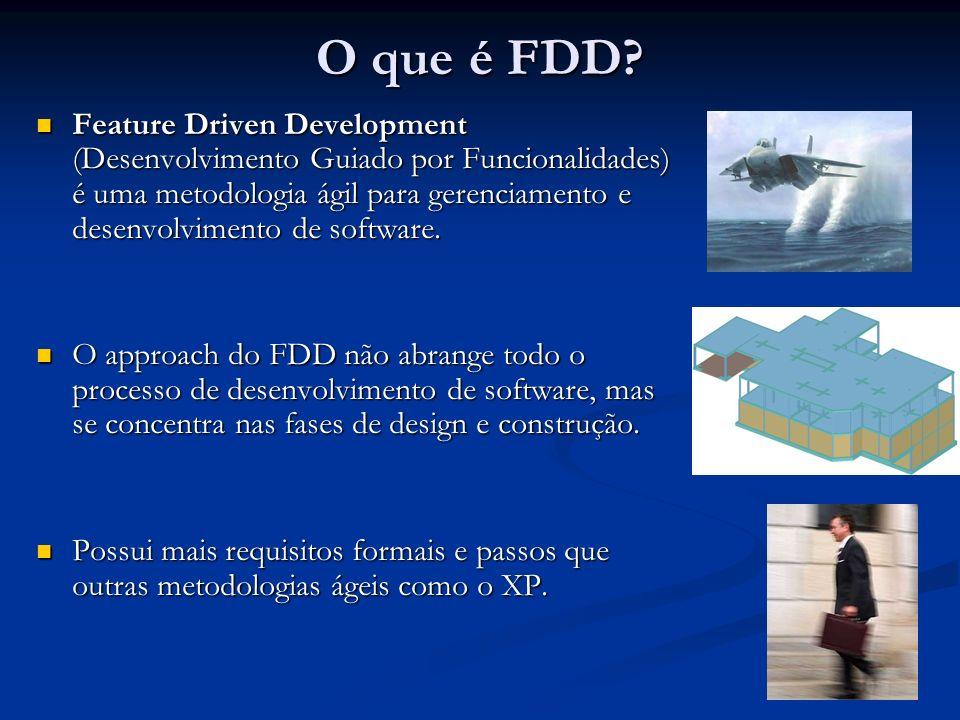 O que é FDD
