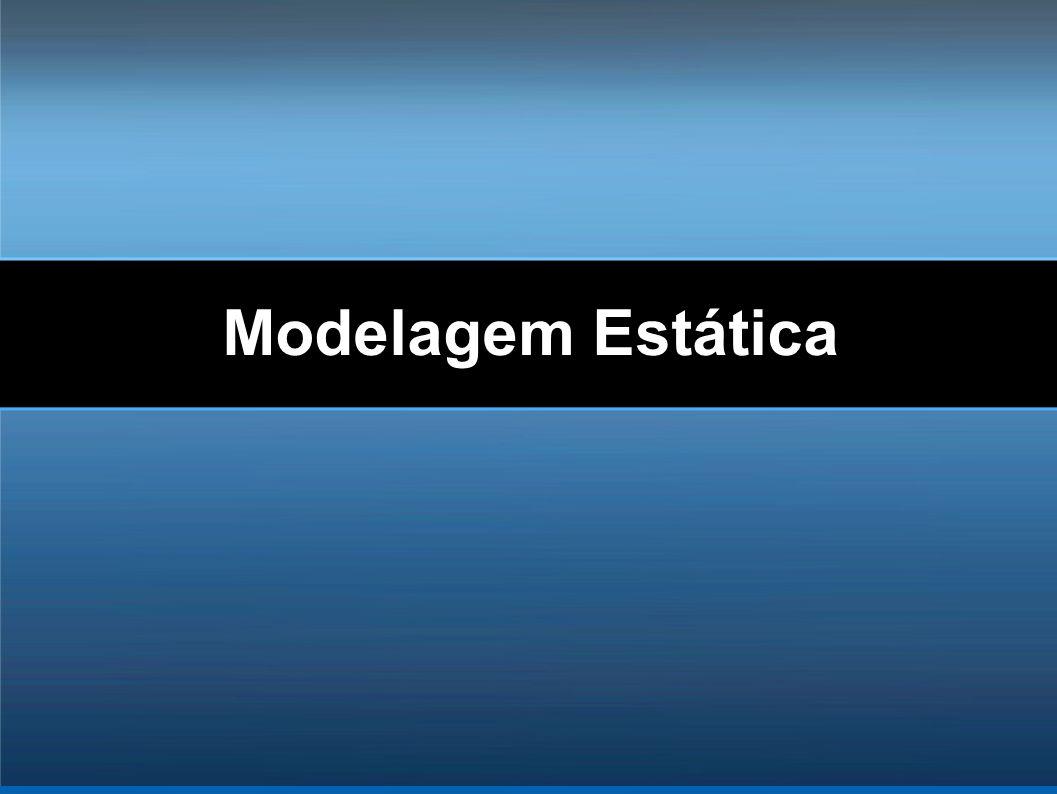Modelagem Estática