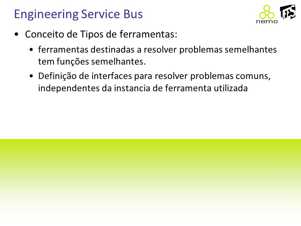 Engineering Service Bus