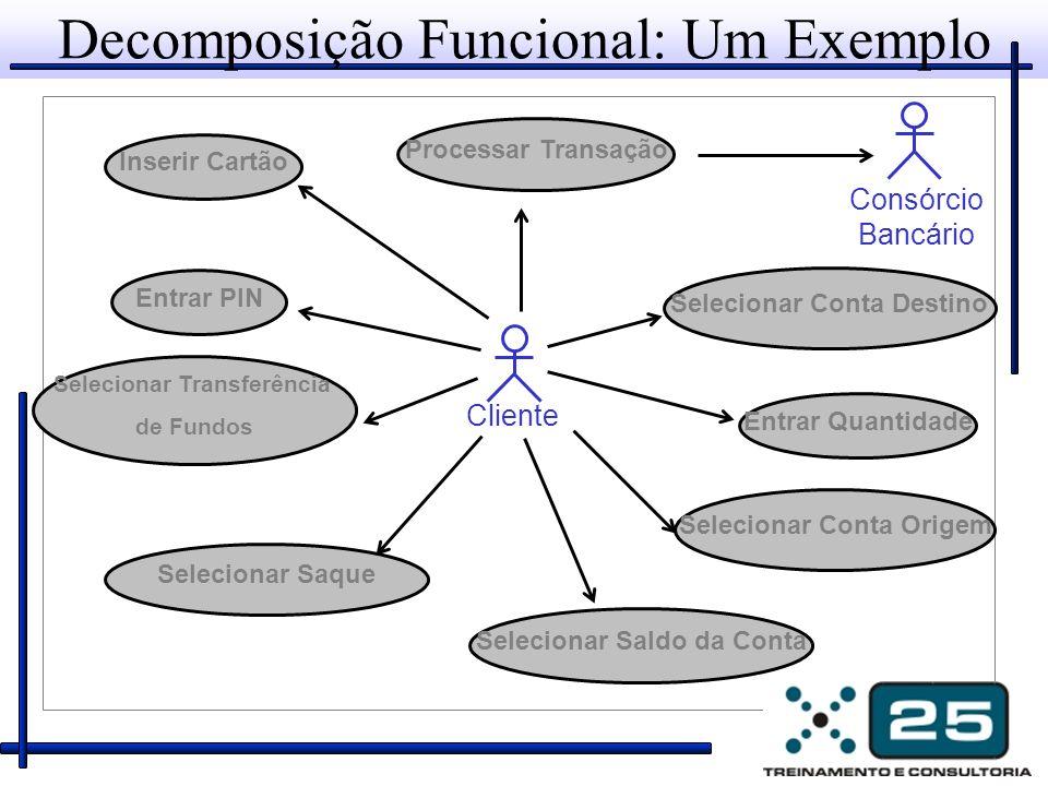 Decomposição Funcional: Um Exemplo