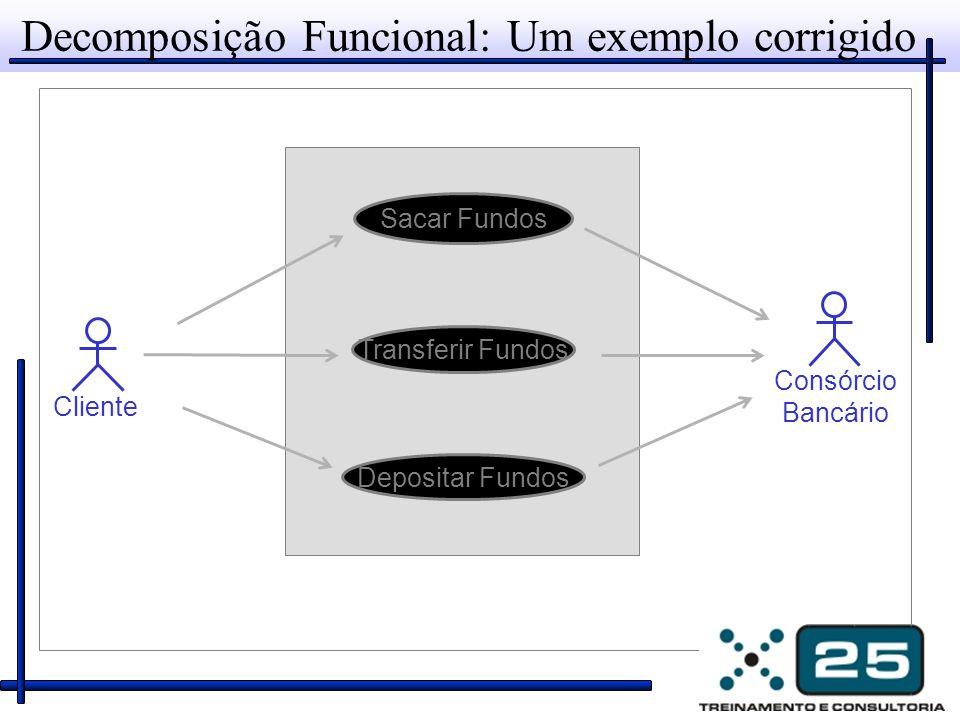 Decomposição Funcional: Um exemplo corrigido