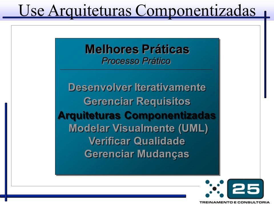 Use Arquiteturas Componentizadas