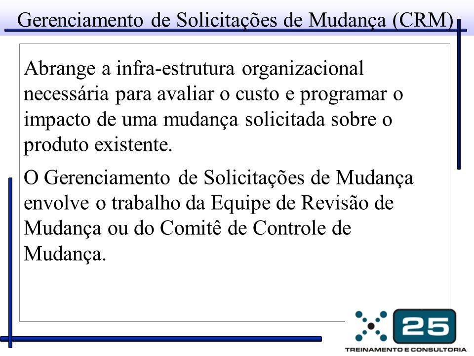 Gerenciamento de Solicitações de Mudança (CRM)