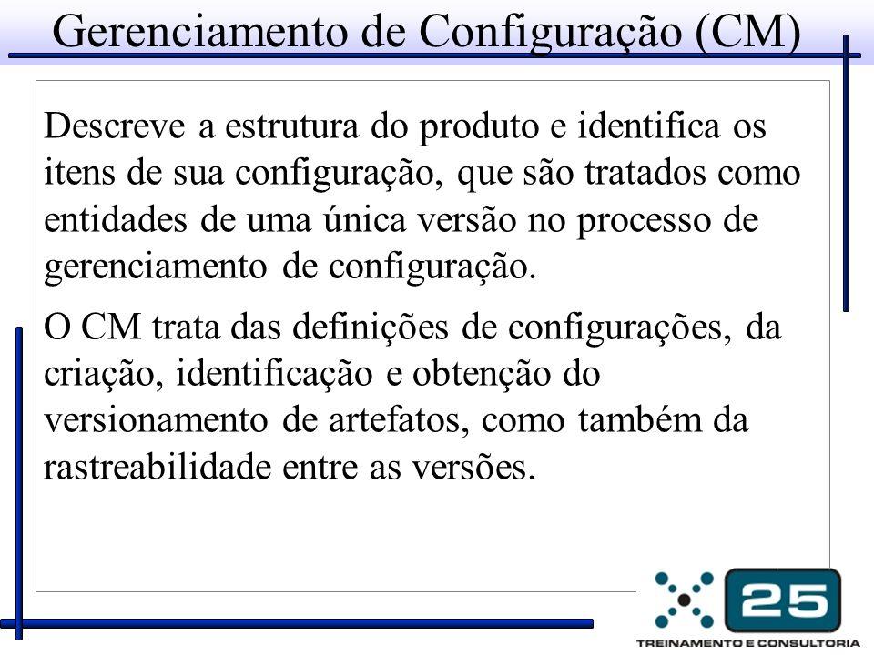 Gerenciamento de Configuração (CM)