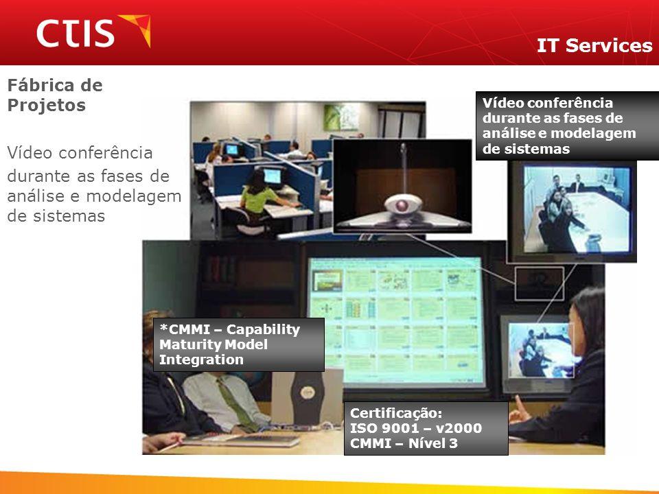 IT Services Fábrica de Projetos Vídeo conferência