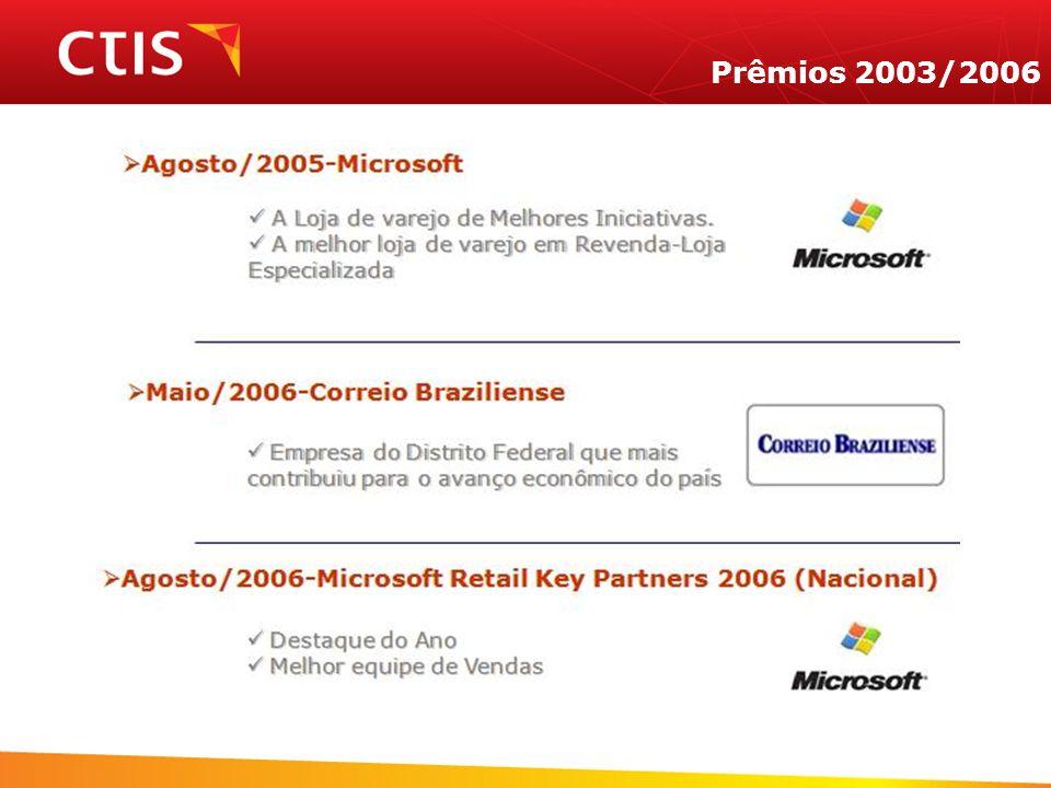 Prêmios 2003/2006