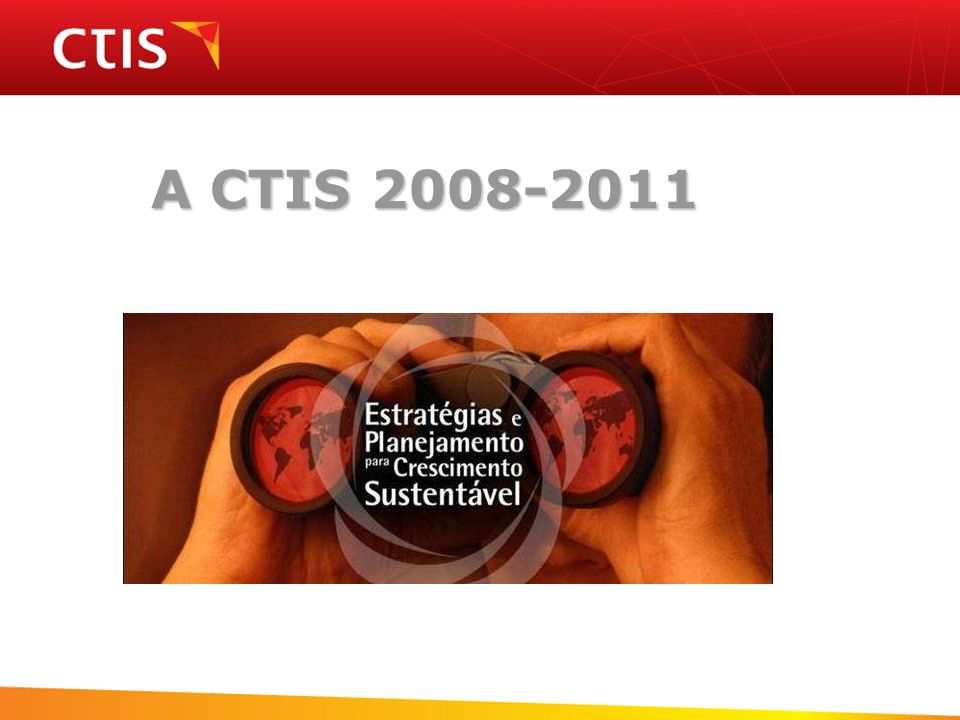 A CTIS 2008-2011
