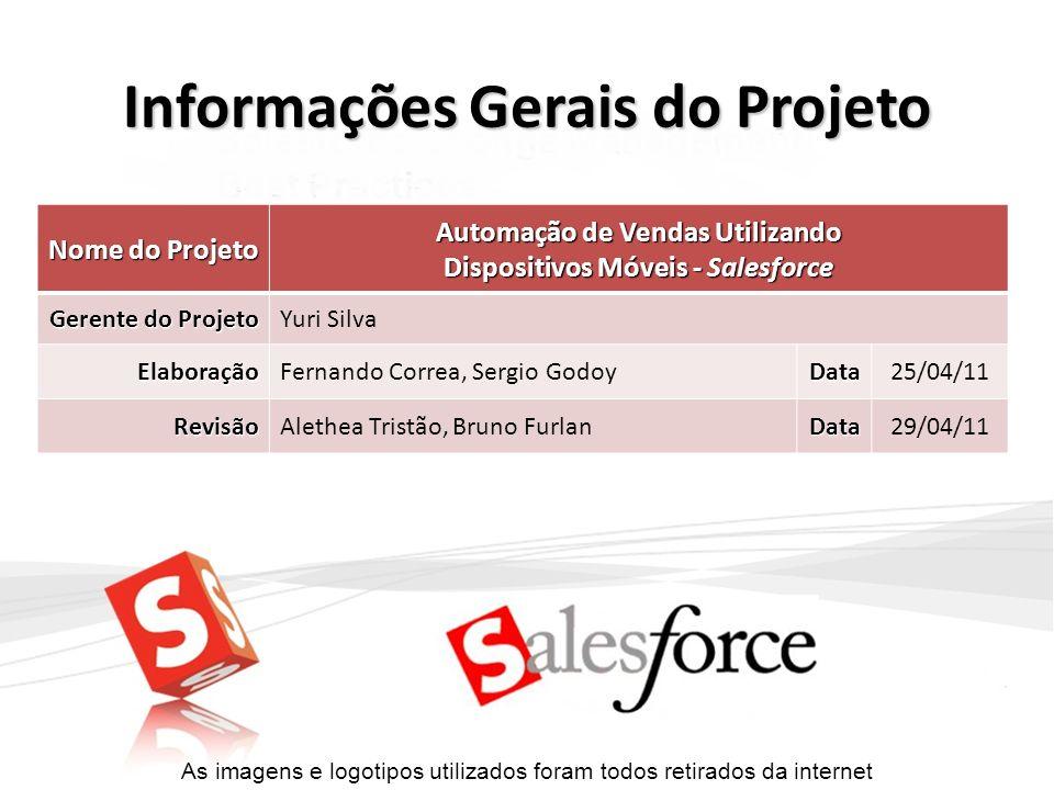 Informações Gerais do Projeto