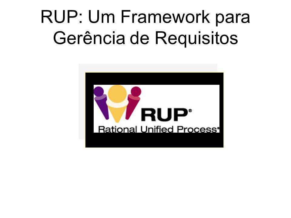 RUP: Um Framework para Gerência de Requisitos