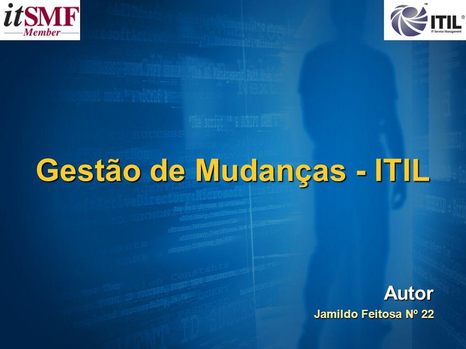 Gestão de Mudanças - ITIL