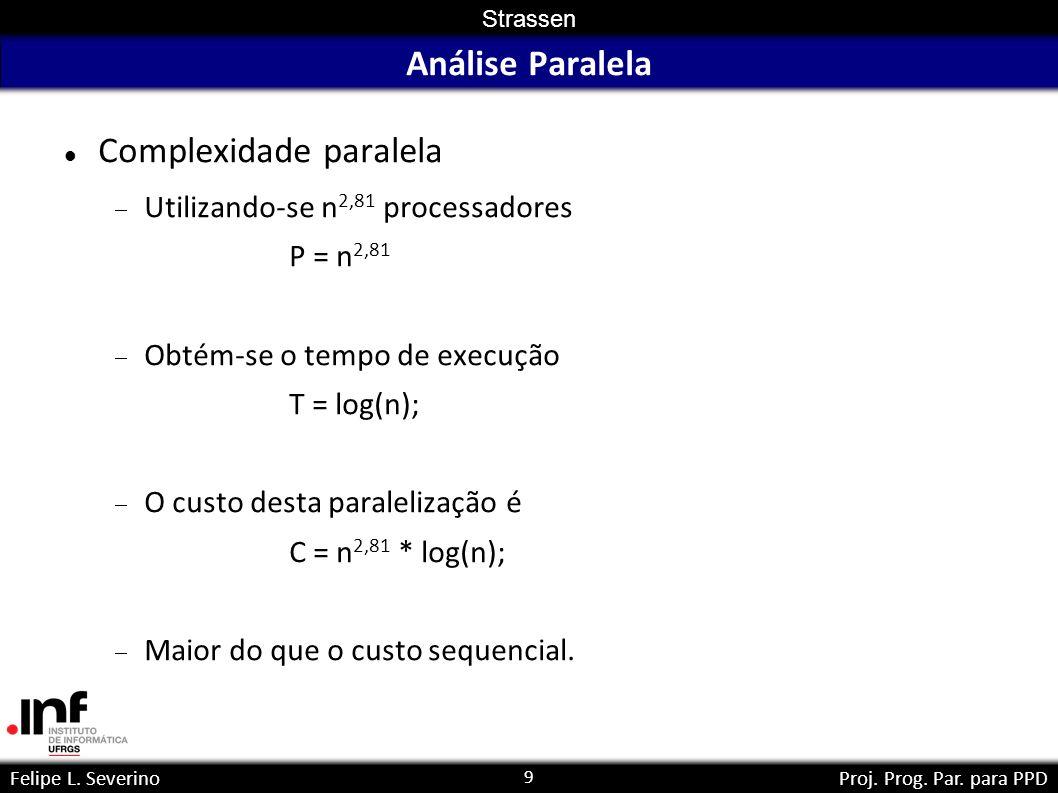 Complexidade paralela
