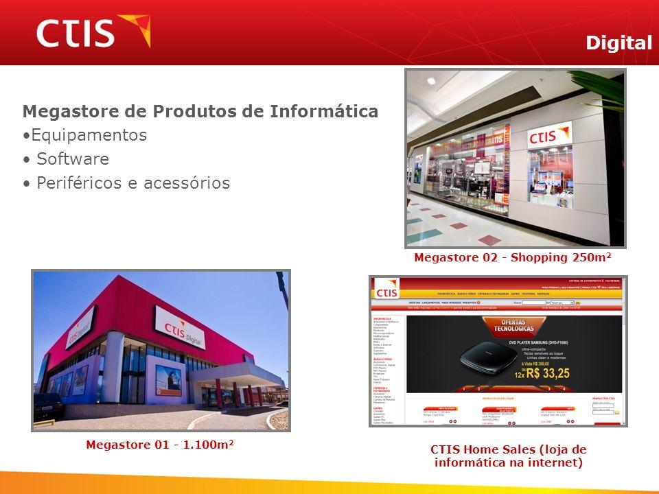 CTIS Home Sales (loja de informática na internet)