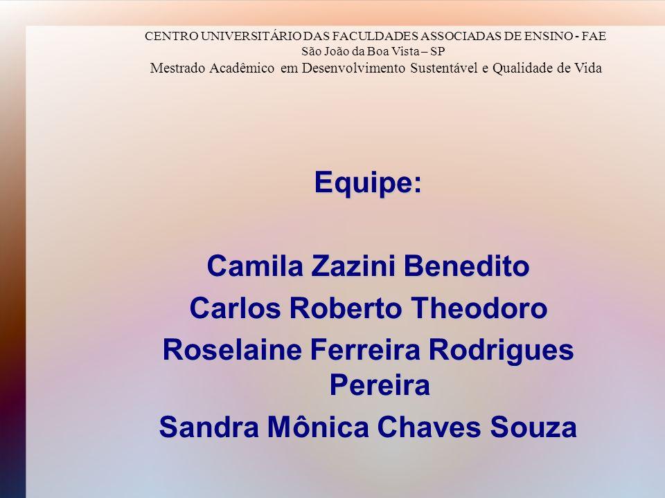 Camila Zazini Benedito Carlos Roberto Theodoro