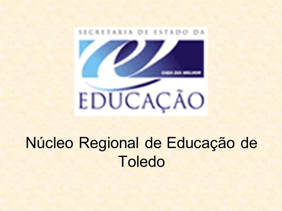 Núcleo Regional de Educação de Toledo