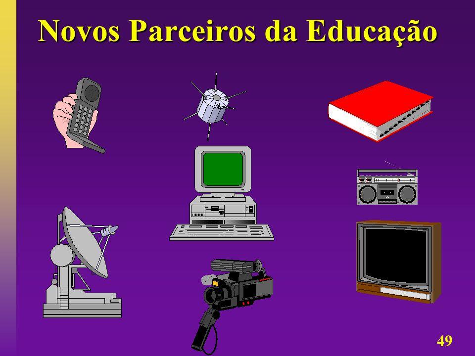 Novos Parceiros da Educação