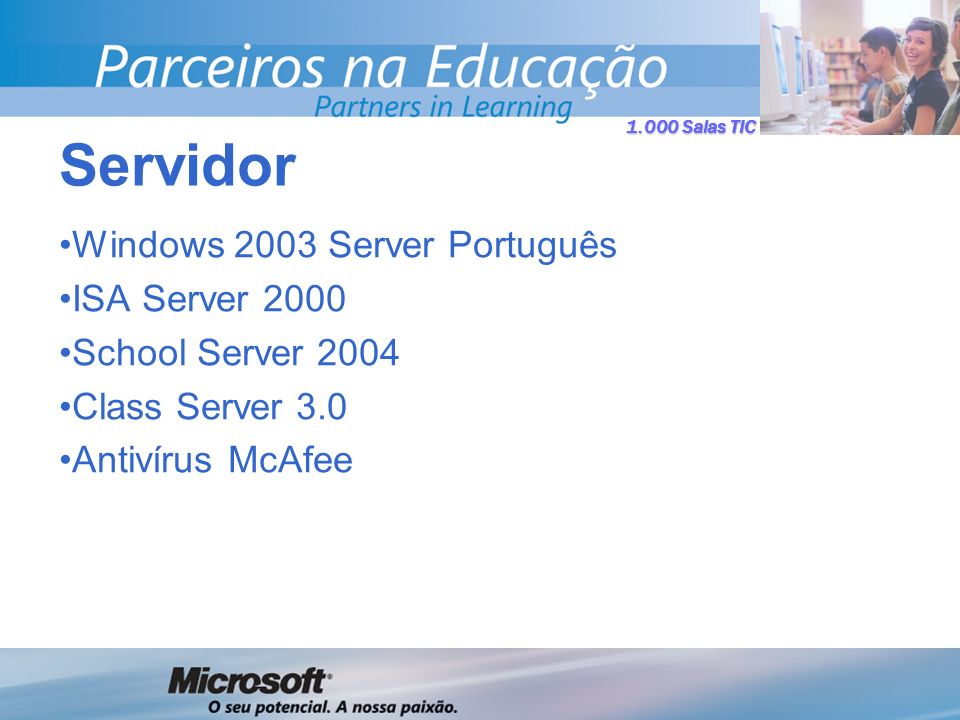 Servidor Windows 2003 Server Português ISA Server 2000