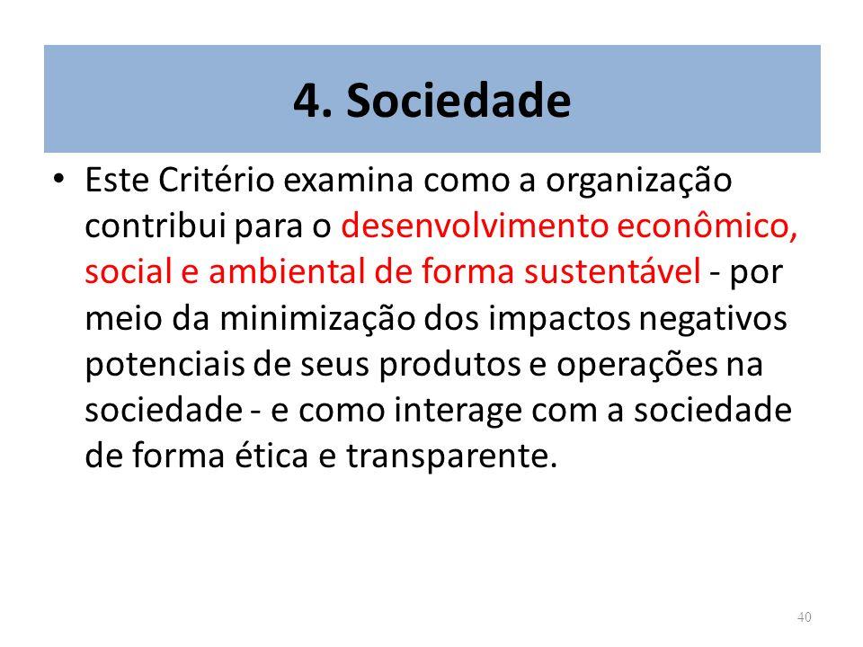 4. Sociedade