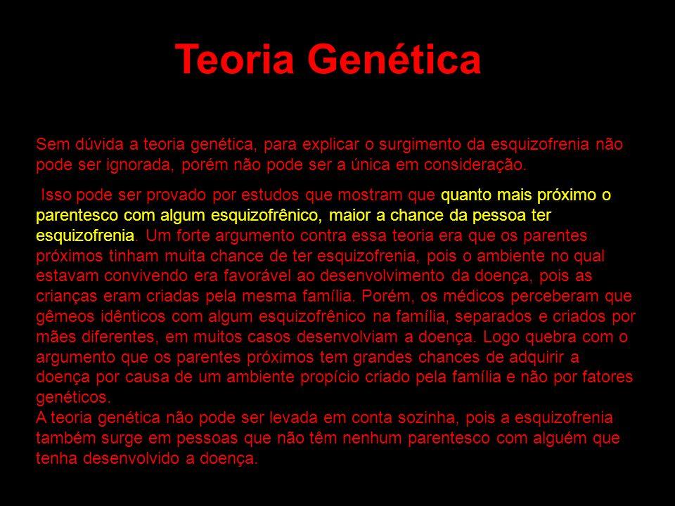 Teoria Genética