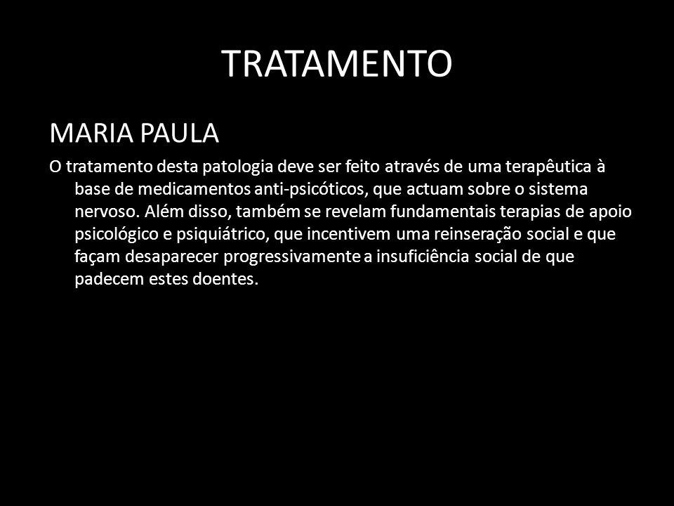TRATAMENTO MARIA PAULA