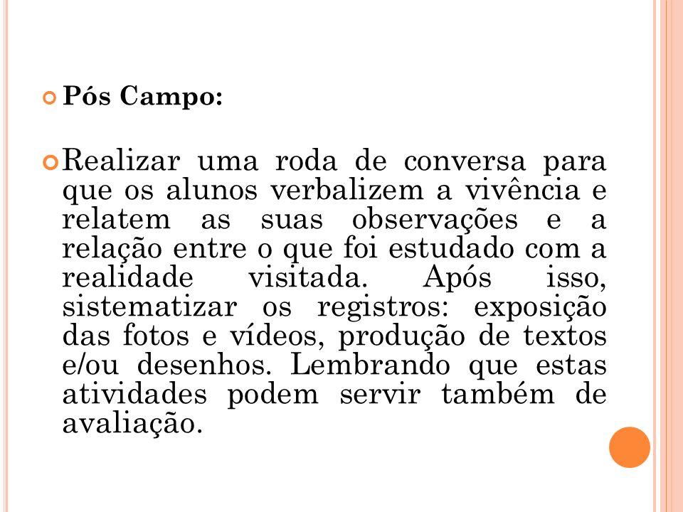 Pós Campo: