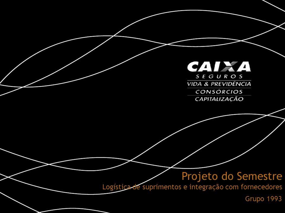 Projeto do Semestre Logística de suprimentos e integração com fornecedores