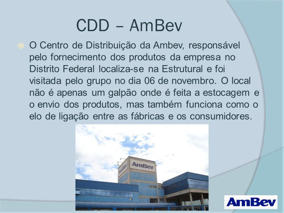 CDD – AmBev
