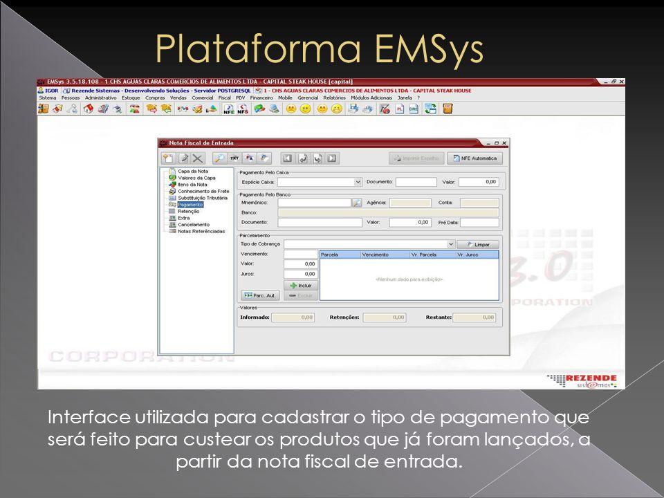 Plataforma EMSys