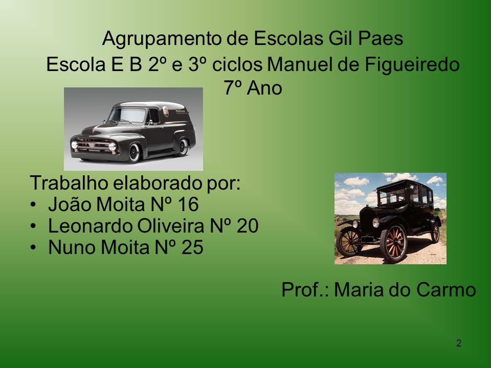 Agrupamento de Escolas Gil Paes