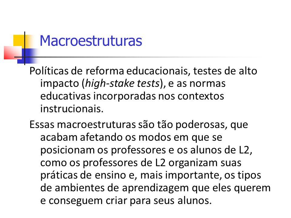 Macroestruturas