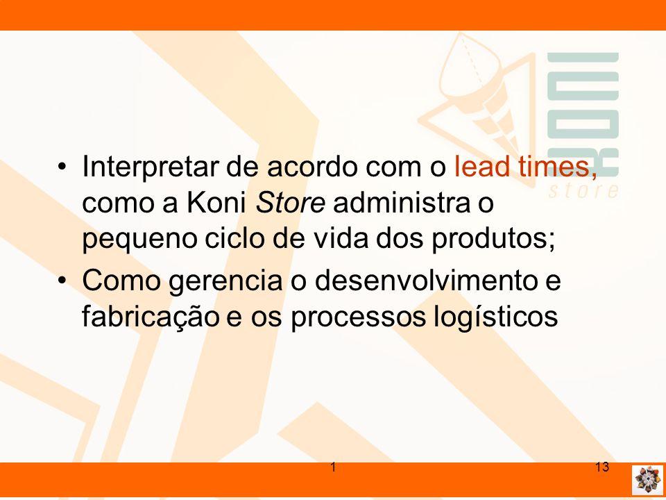 Como gerencia o desenvolvimento e fabricação e os processos logísticos