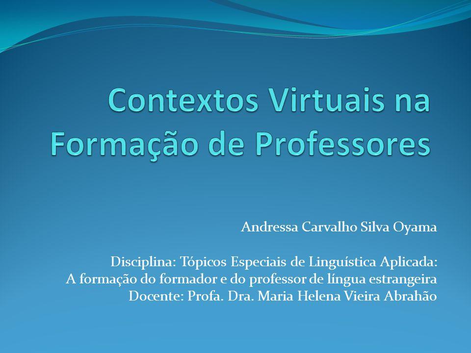 Contextos Virtuais na Formação de Professores