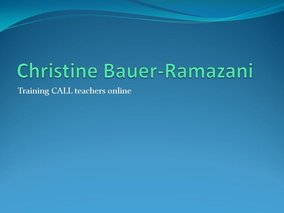 Christine Bauer-Ramazani