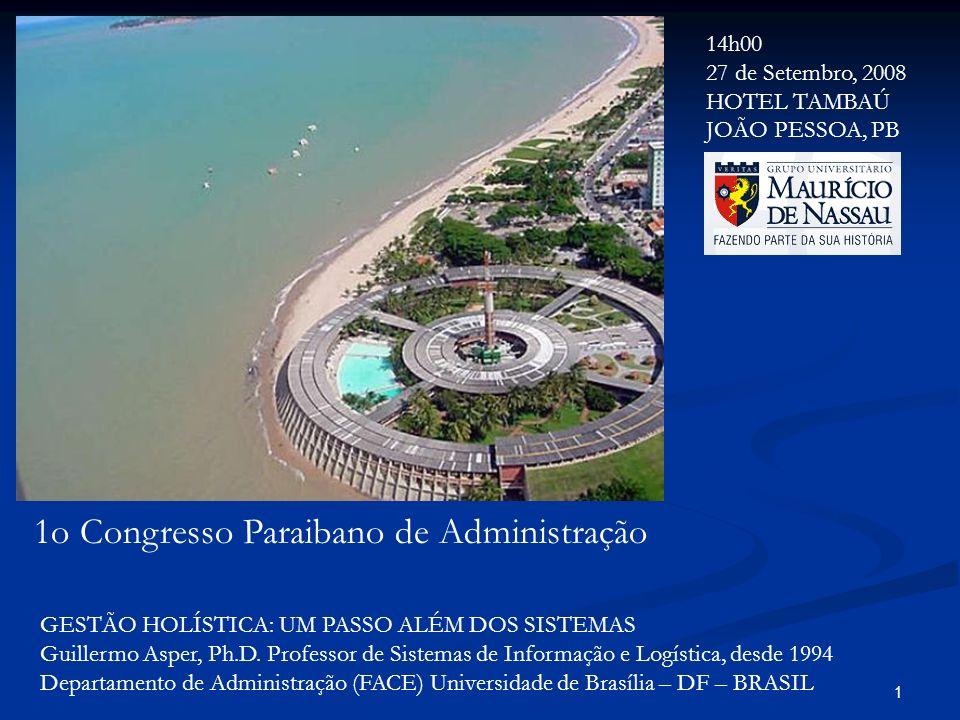 1o Congresso Paraibano de Administração