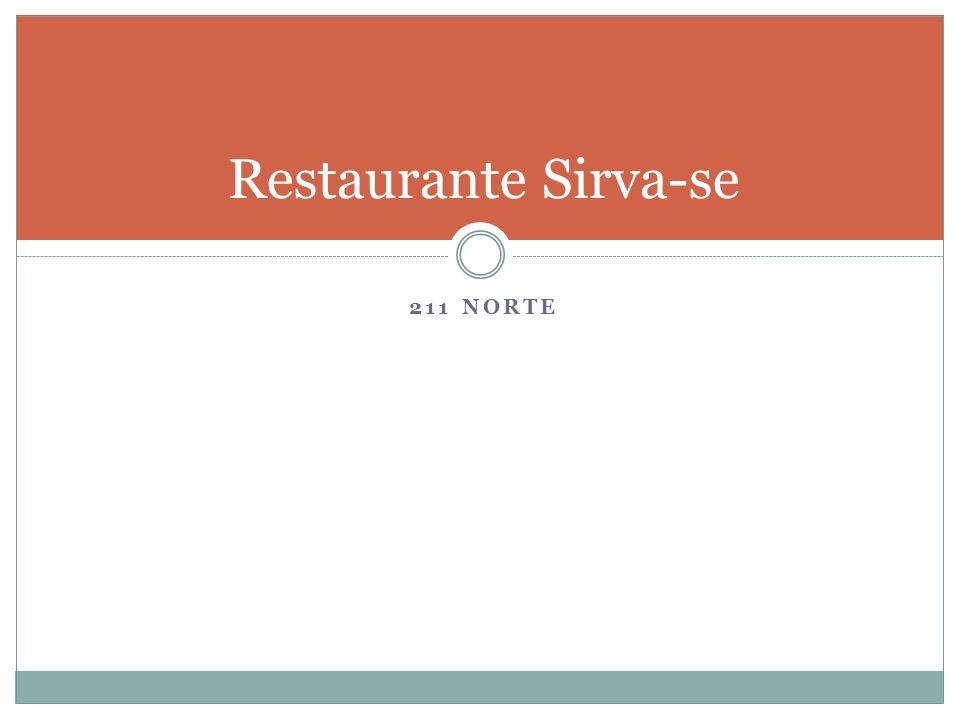 Restaurante Sirva-se 211 Norte