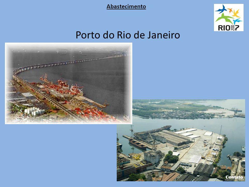Abastecimento Porto do Rio de Janeiro