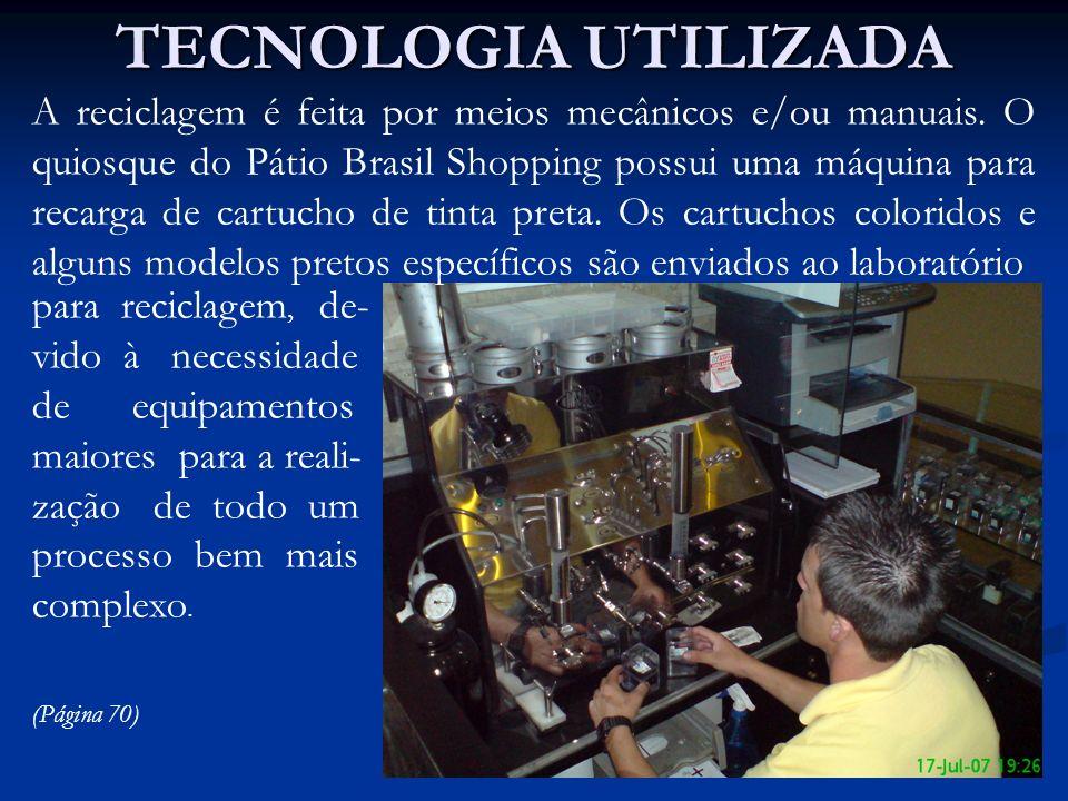 TECNOLOGIA UTILIZADA