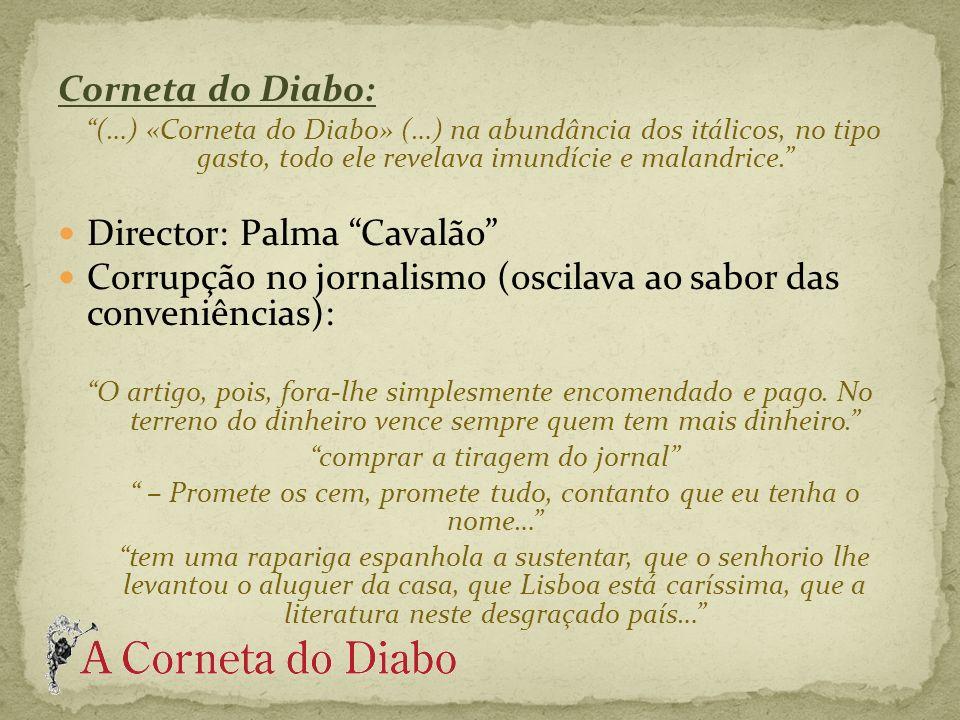 Director: Palma Cavalão
