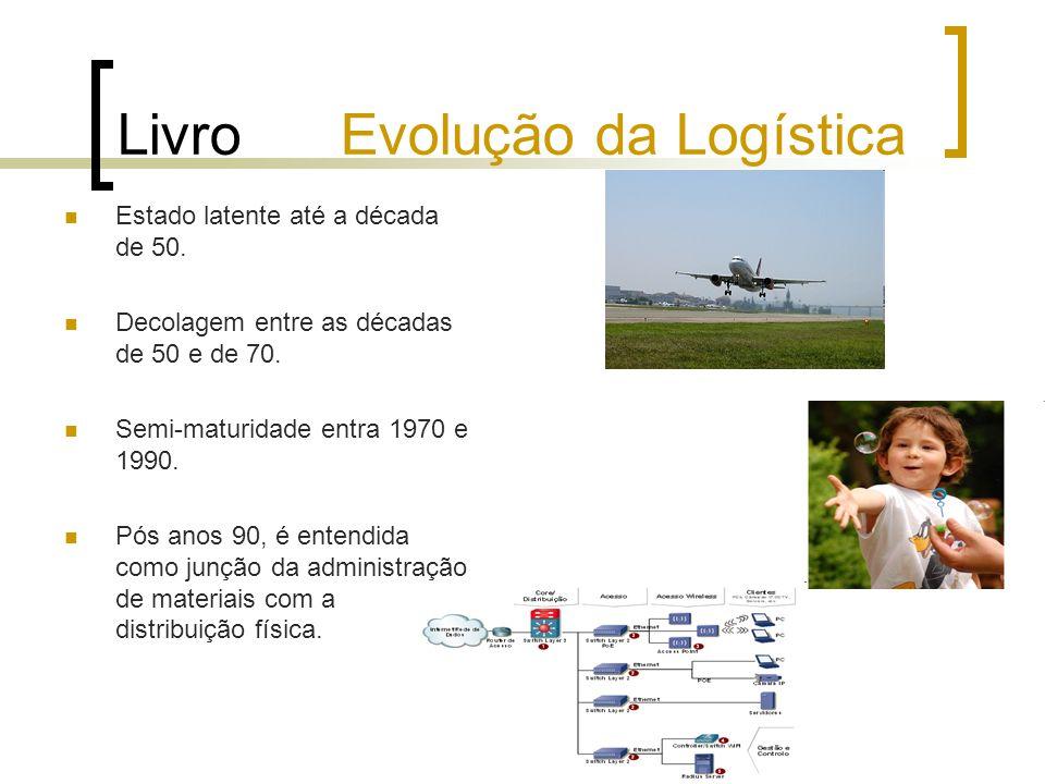 Livro Evolução da Logística