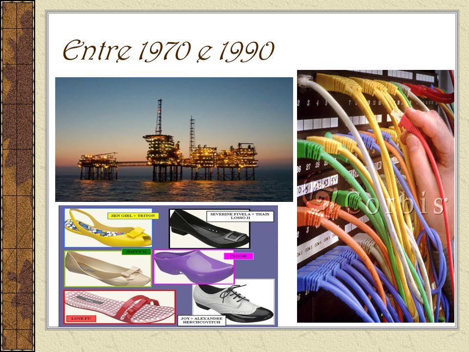 Entre 1970 e 1990
