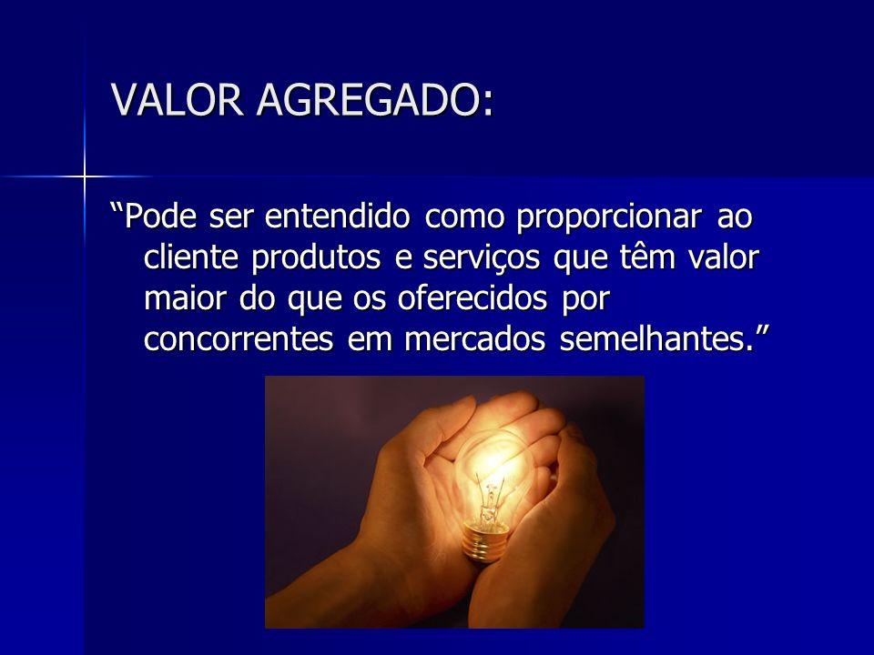 VALOR AGREGADO: