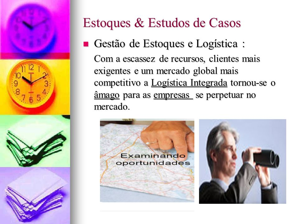 Estoques & Estudos de Casos