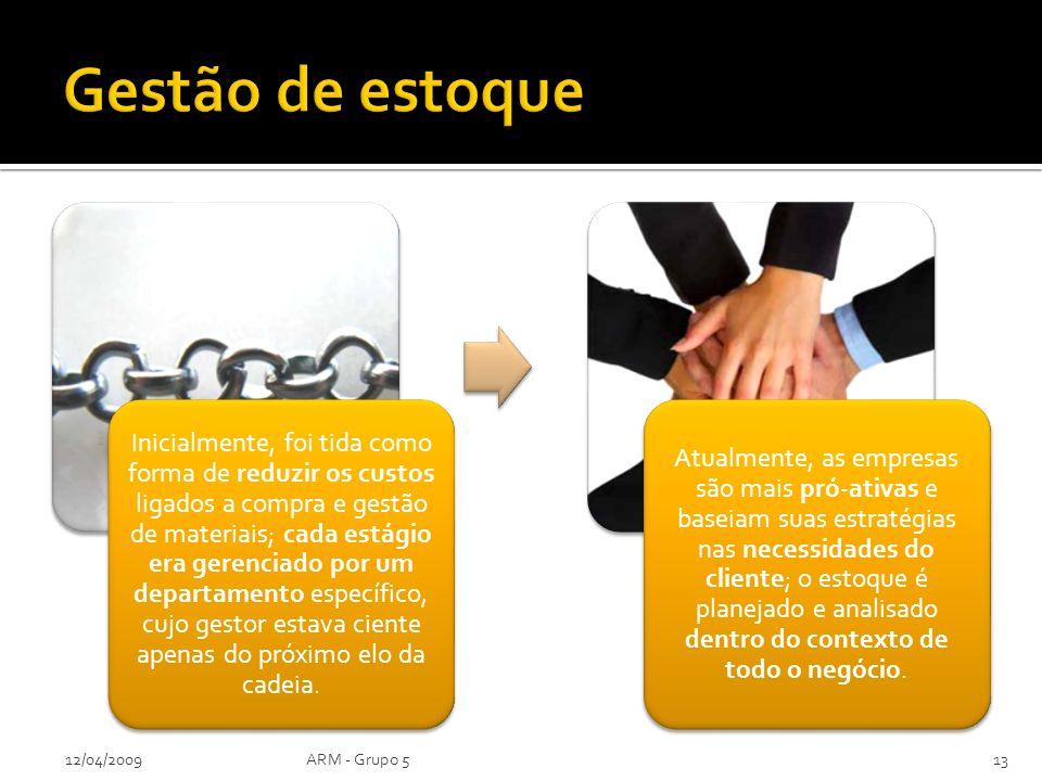 Gestão de estoque Alguns elementos da logística precisam ser posicionados dentro da estrutura do negócio global. Eles variam de empresa para empresa: