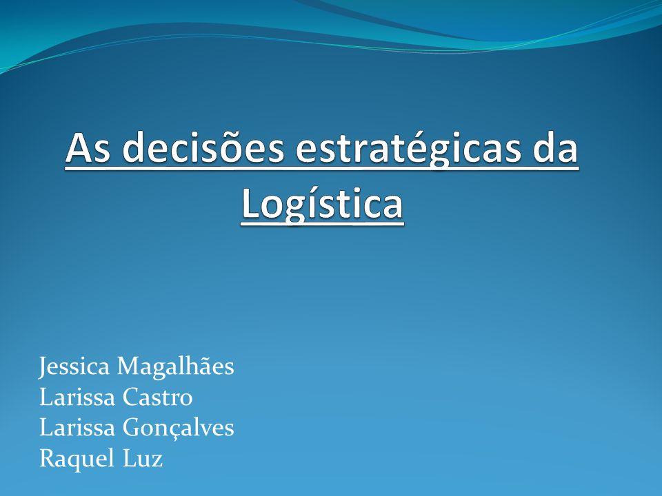As decisões estratégicas da Logística