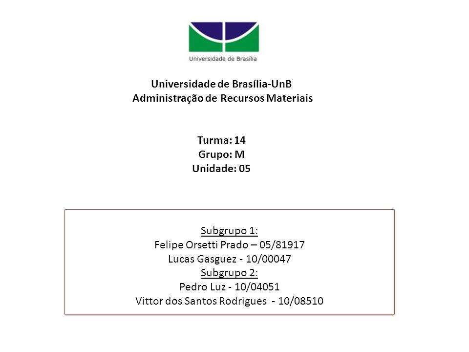 Felipe Orsetti Prado – 05/81917 Lucas Gasguez - 10/00047 Subgrupo 2:
