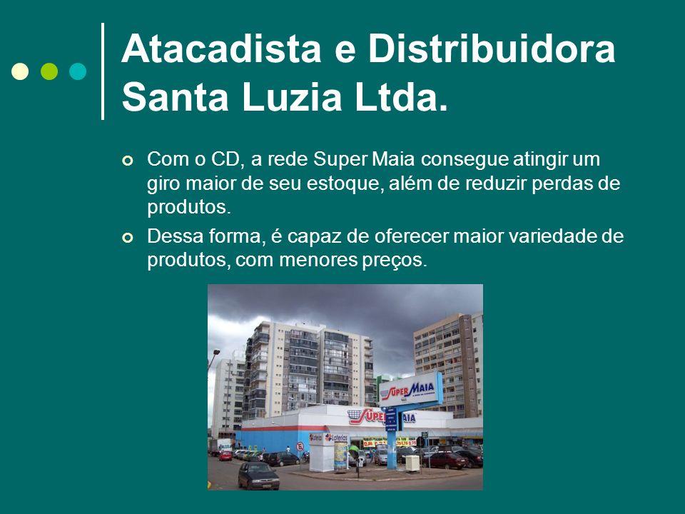 Atacadista e Distribuidora Santa Luzia Ltda.