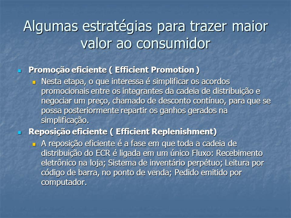 Algumas estratégias para trazer maior valor ao consumidor
