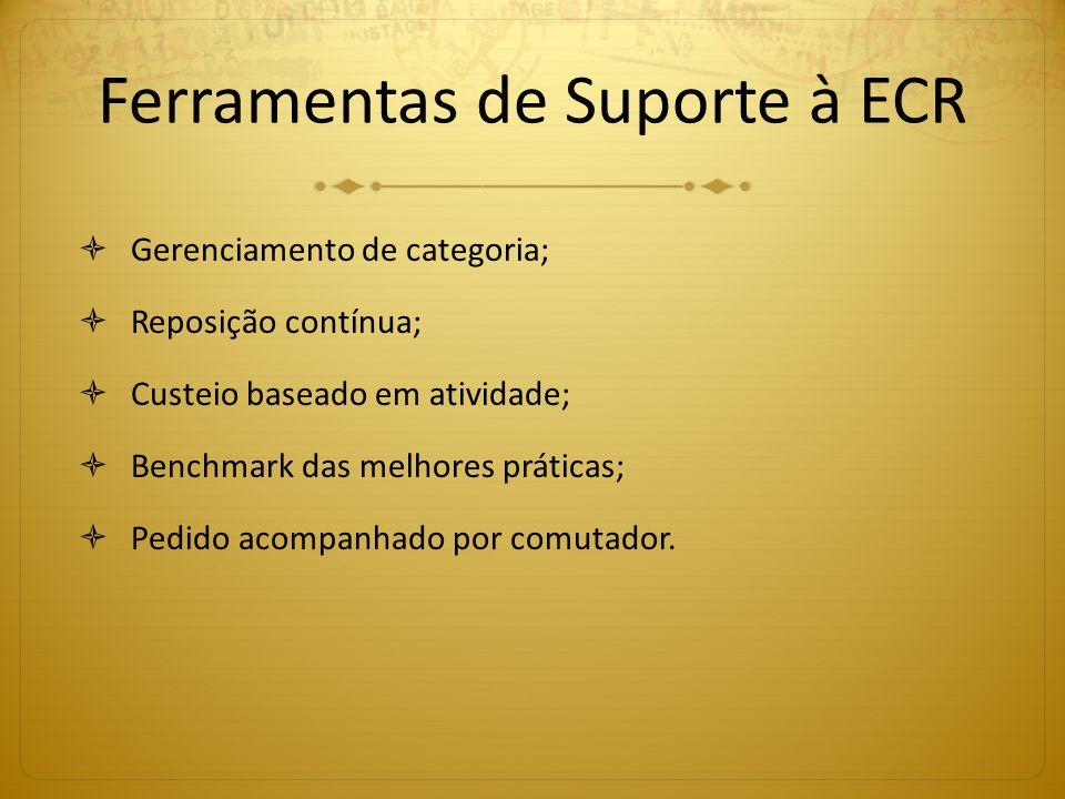 Ferramentas de Suporte à ECR